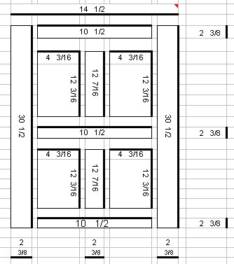 feuilles de calculs excel. Black Bedroom Furniture Sets. Home Design Ideas